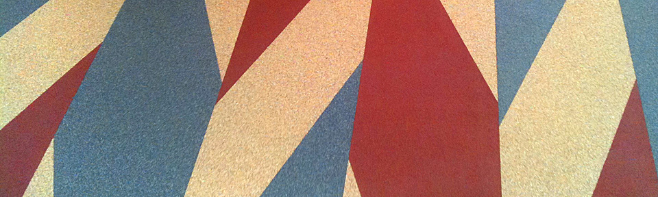 abstract crop of flooring from the YAA centre